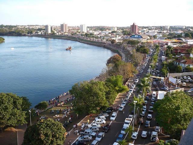 Itumbiara é a vigésima maior cidade do Centro-Oeste brasileiro