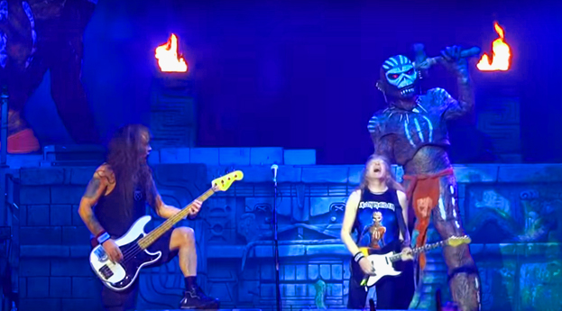 Iron Maiden México 2019