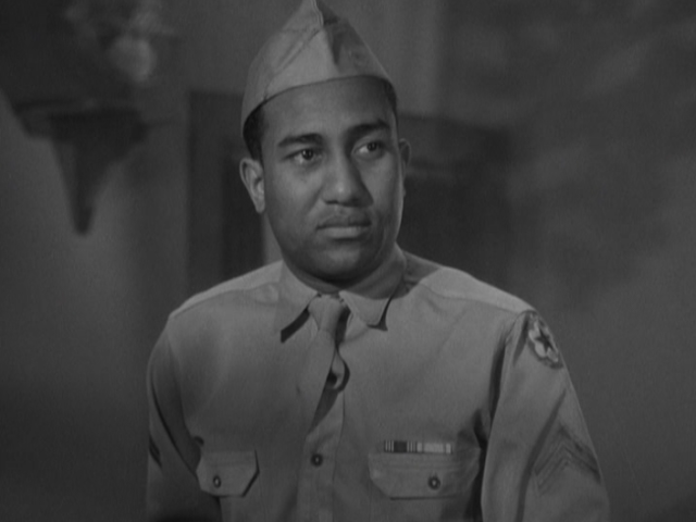 Caleb Peterson in Till the End of Time (1946)
