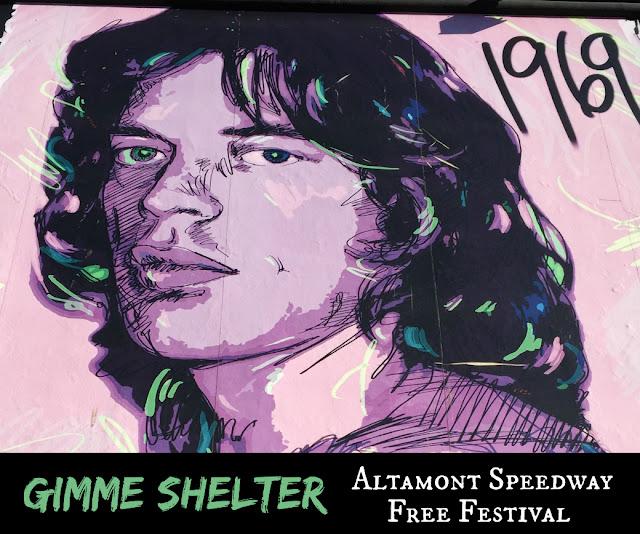 Altamont Speedway Free Festival