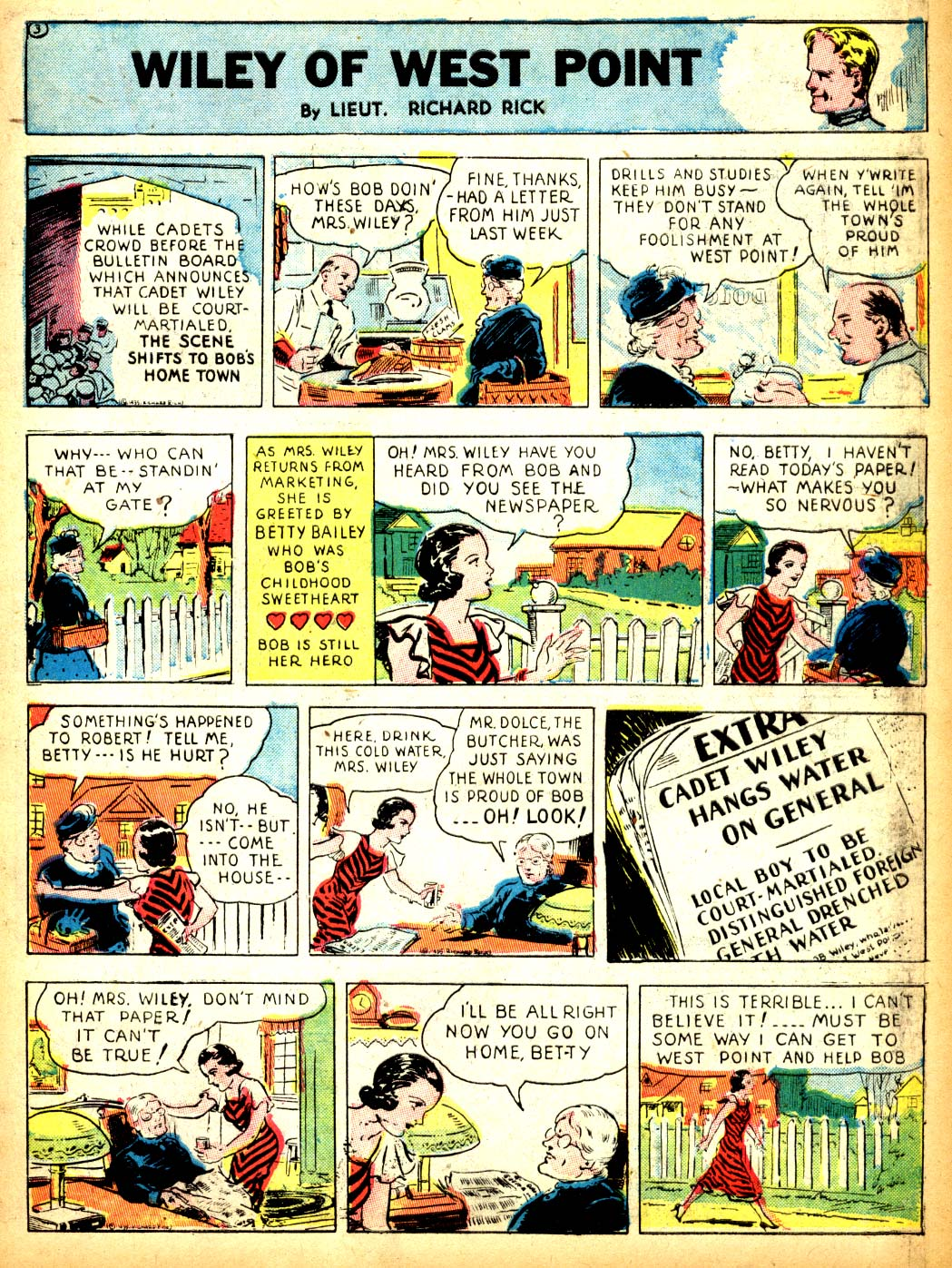 Read online All-American Comics (1939) comic -  Issue #9 - 23