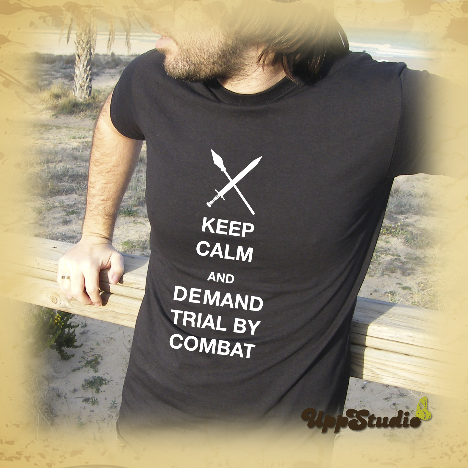 http://www.uppstudio.com/Camiseta-Keep-Calm-And-Demand-Trial-By-Combat?utm_source=SPEC&utm_medium=Blog&utm_campaign=GOTSPEC&utm_term=GOTSPEC