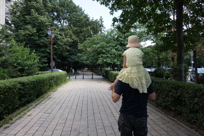Bukarest, Romania ja lasten kanssa matkustaminen