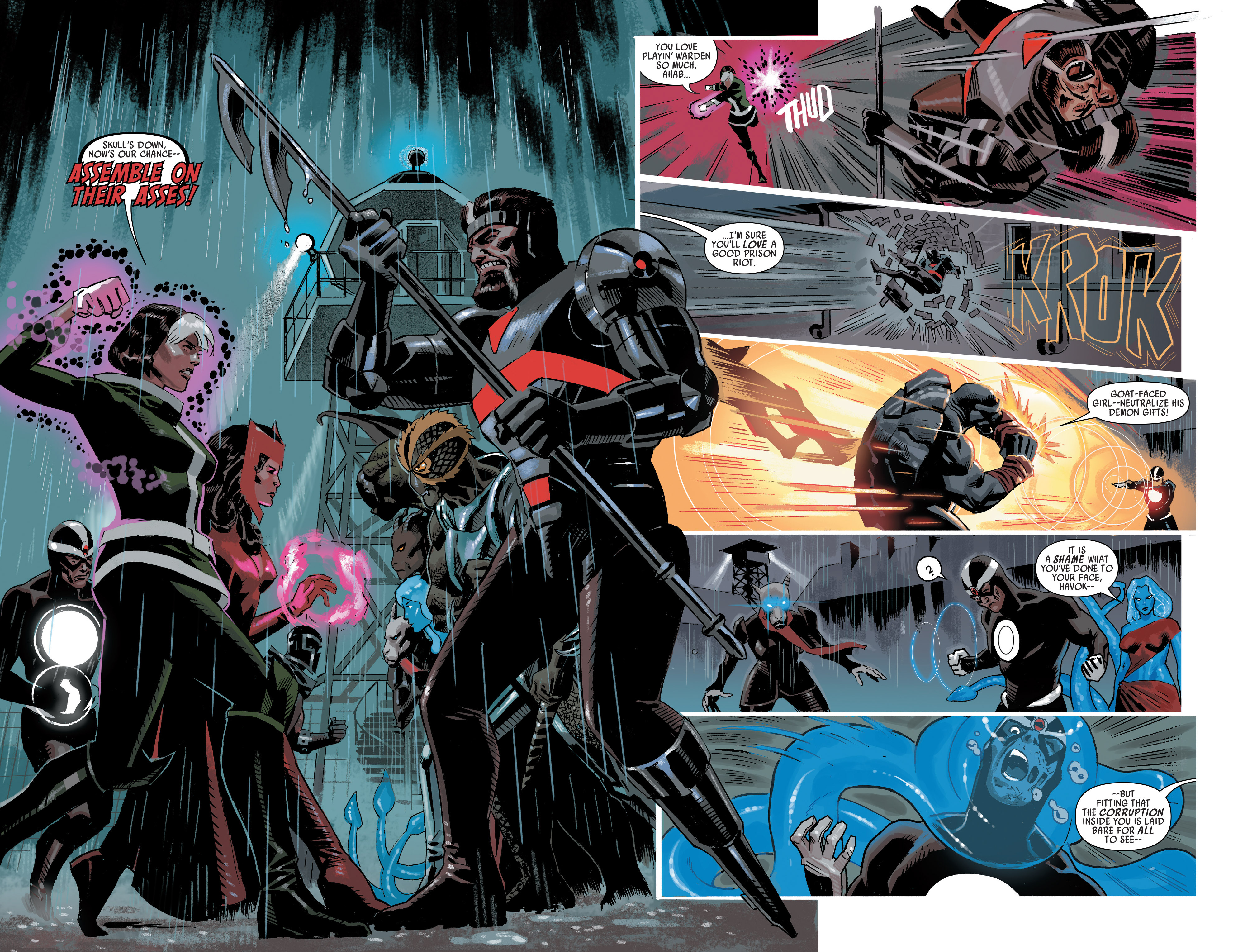 Read online Uncanny Avengers (2012) comic -  Issue #25 - 6