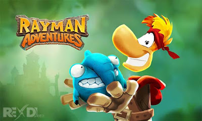 Rayman Adventures Apk – Data for Android