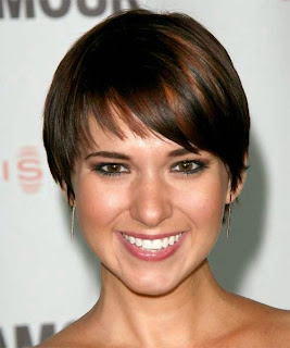 Short Layered Bob for Fine Hair