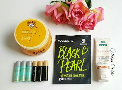 biten kozmetik ürünleri