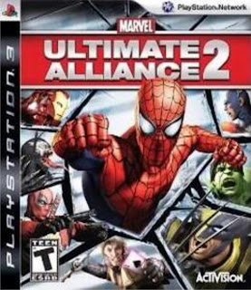 Marvel Ultimate Alliance 2 | Free PS3 Games Download