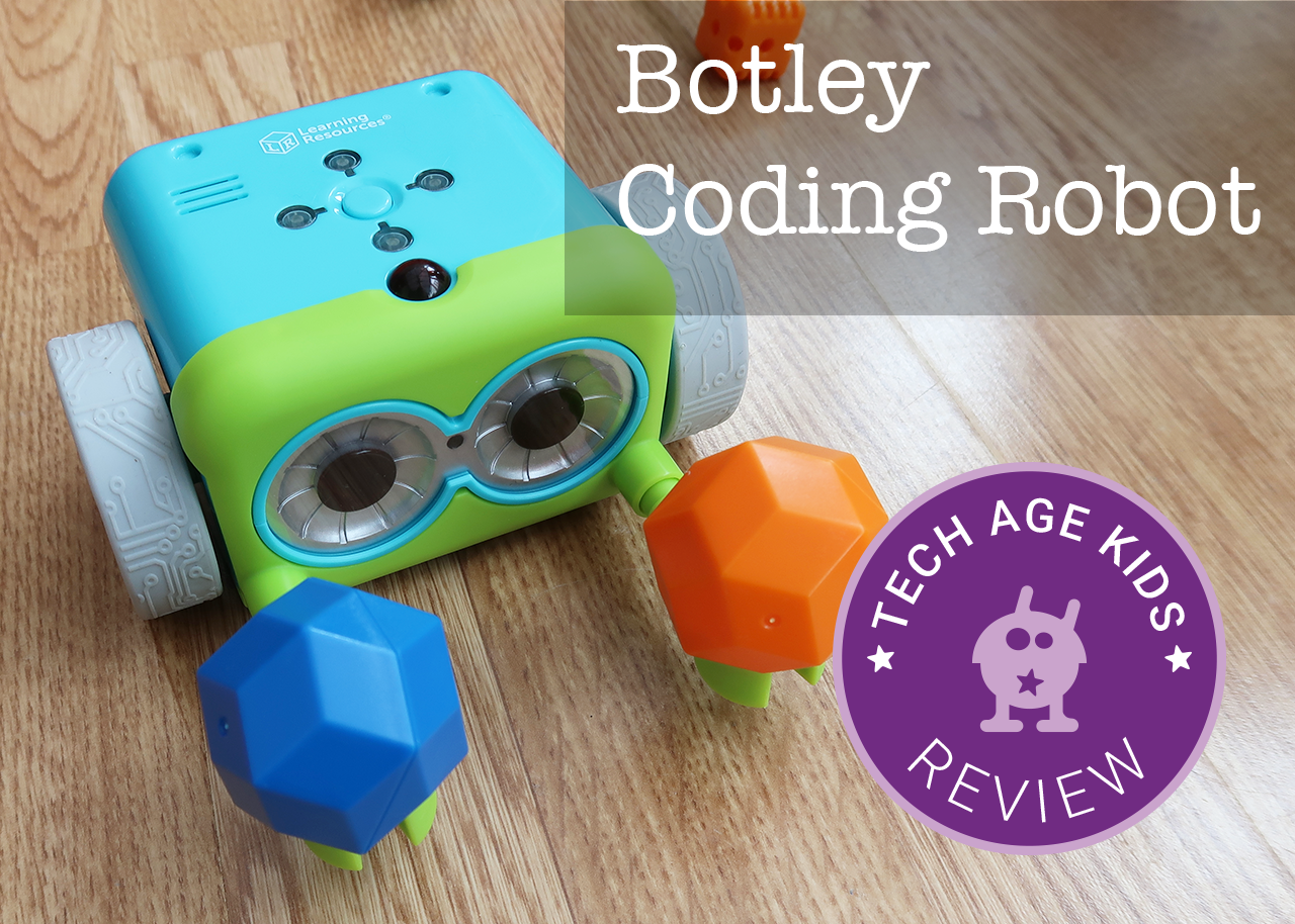 Botley Robot Teaches Coding without Screens - The Coding