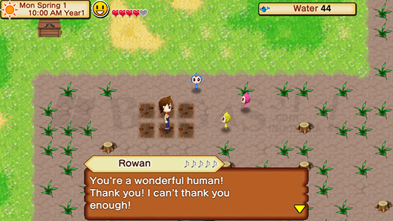 Harvest Moon Seeds of Memories Untuk Android