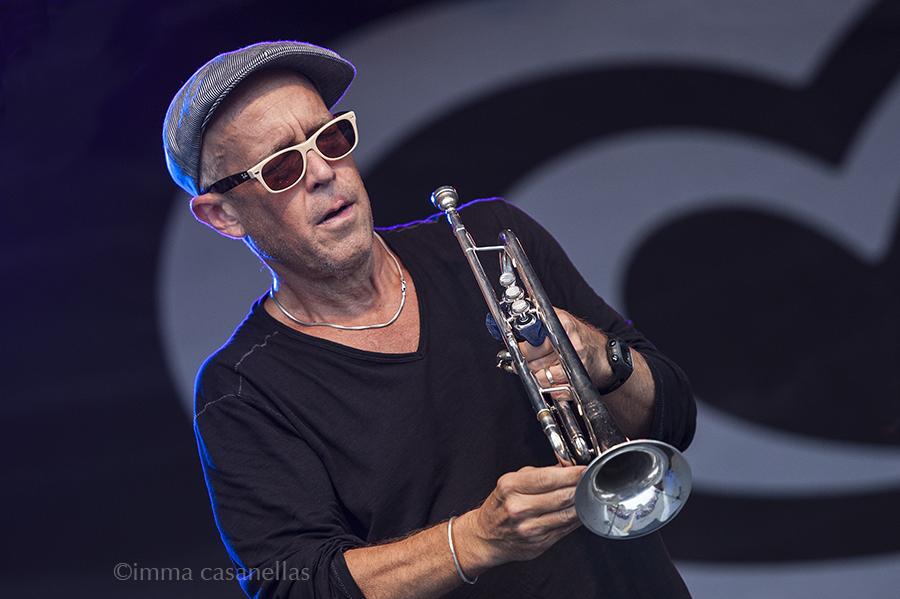 Dave Douglas, La Zurriola, Donostia-San Sebastián, 21-jul-2016