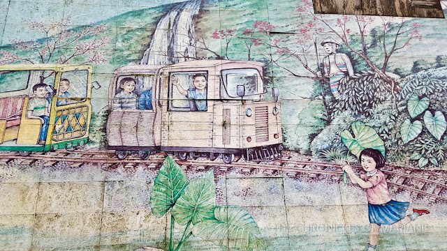 taiwan mural