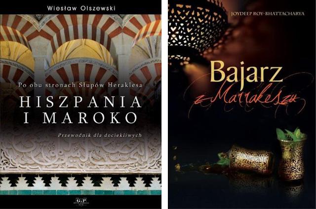 Książki o Maroku i oriencie - 11 pomysłów na marokański prezent na Mikołaja lub pod choinkę