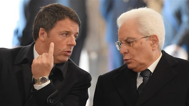 Italy president Sergio Mattarella starts talks over new government