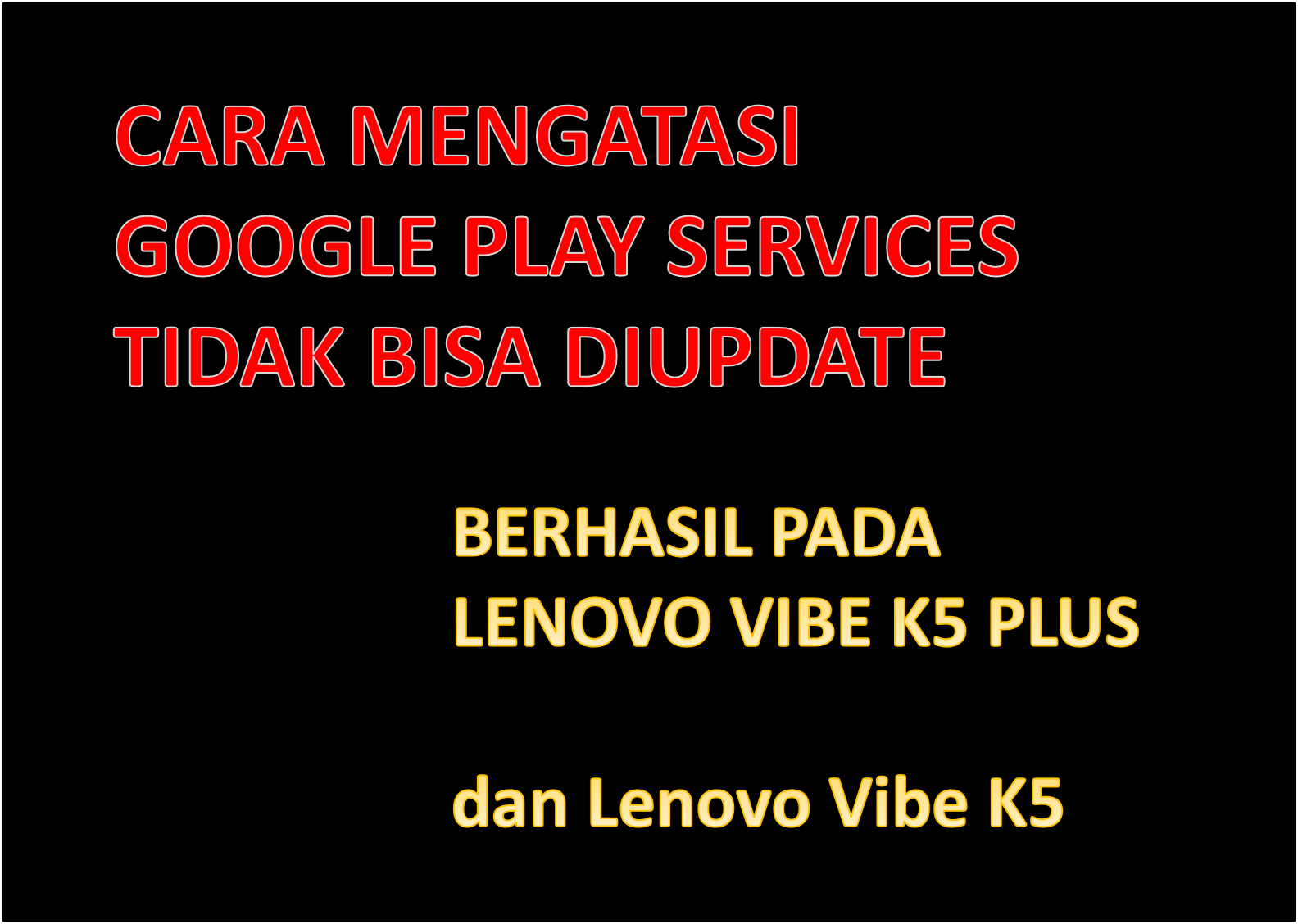 cara mengatasi google play service are updating