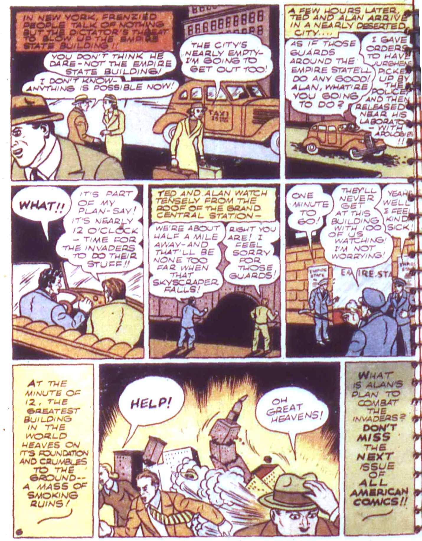 Read online All-American Comics (1939) comic -  Issue #17 - 16