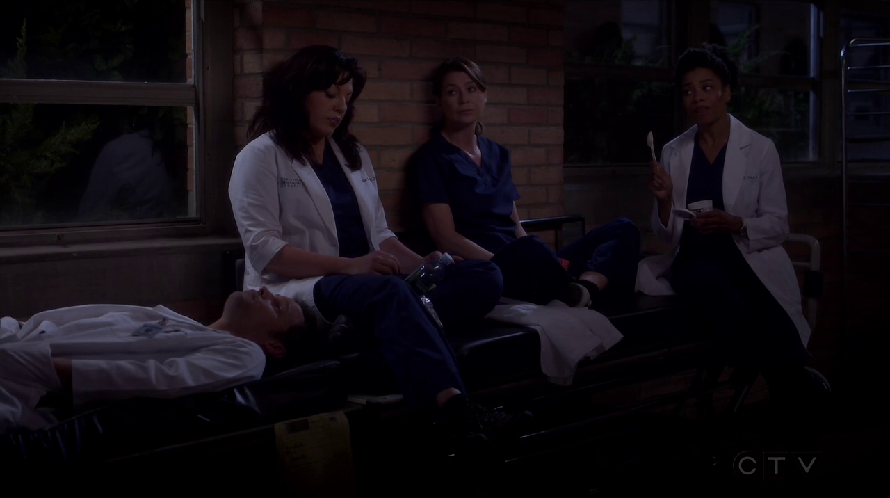 Grey's Anatomy 11x16