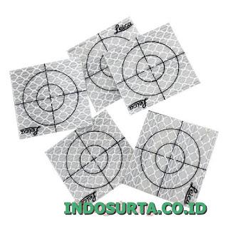 Jual Stiker Survey / Traget Sheet Di Kota Manado