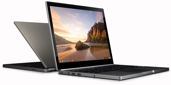 Google Chromebook Pixel announced - A premium Chrome OS laptop, shipping next week for $1299