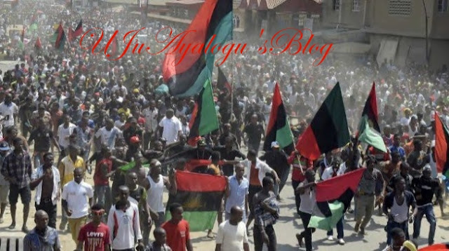 Crisis in Biafra camp as MASSOB pulls out of planned celebration