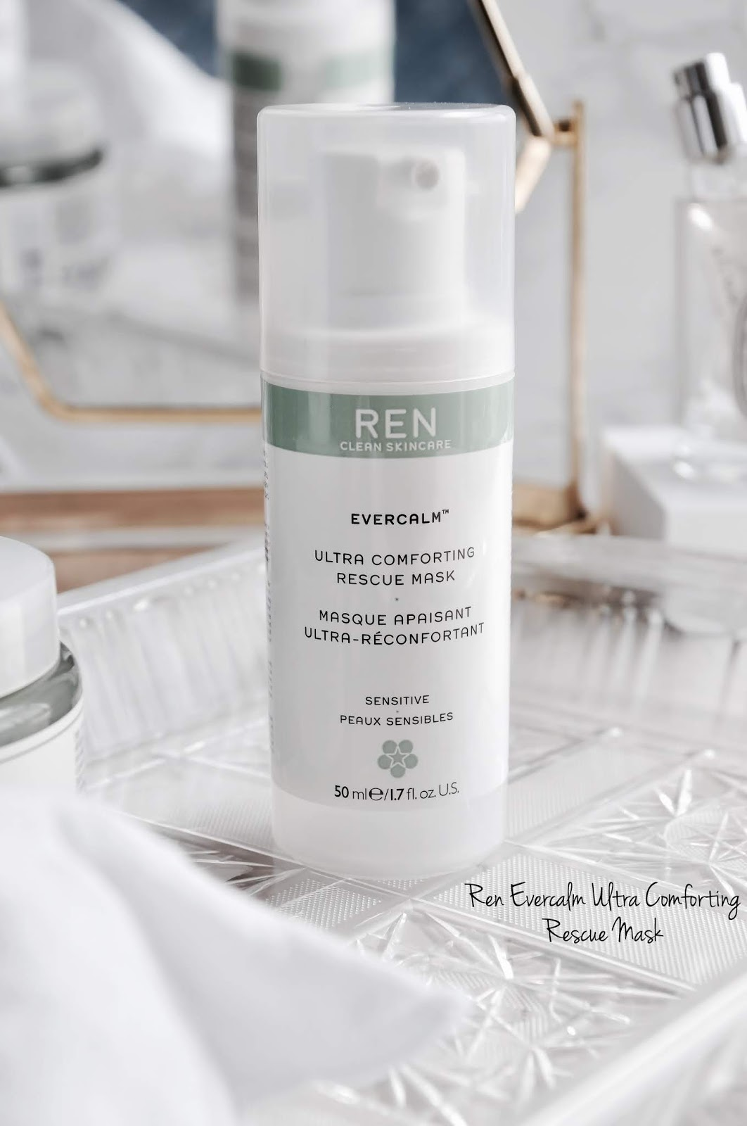 Ren Evercalm Ultra Comfort Rescue Mask Review