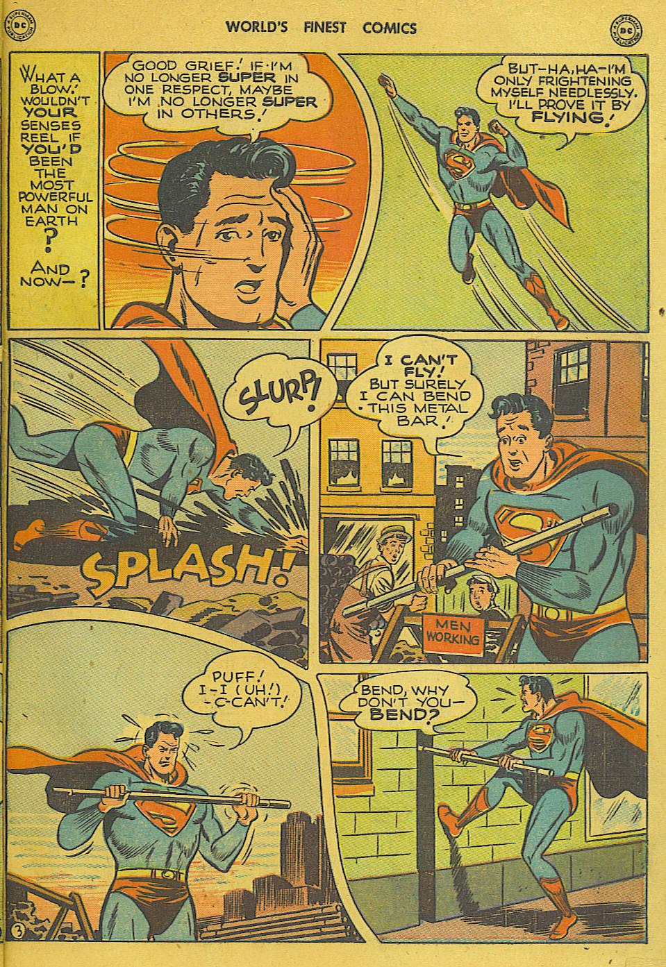Read online World's Finest Comics comic -  Issue #34 - 5
