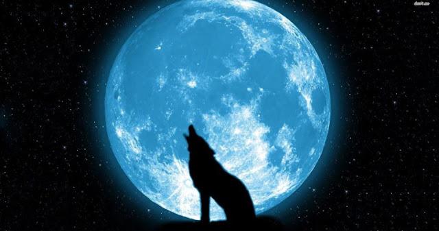 19 мая — день появления редкой голубой Луны! Фото удивительное новолуние Луна Интересно астрология