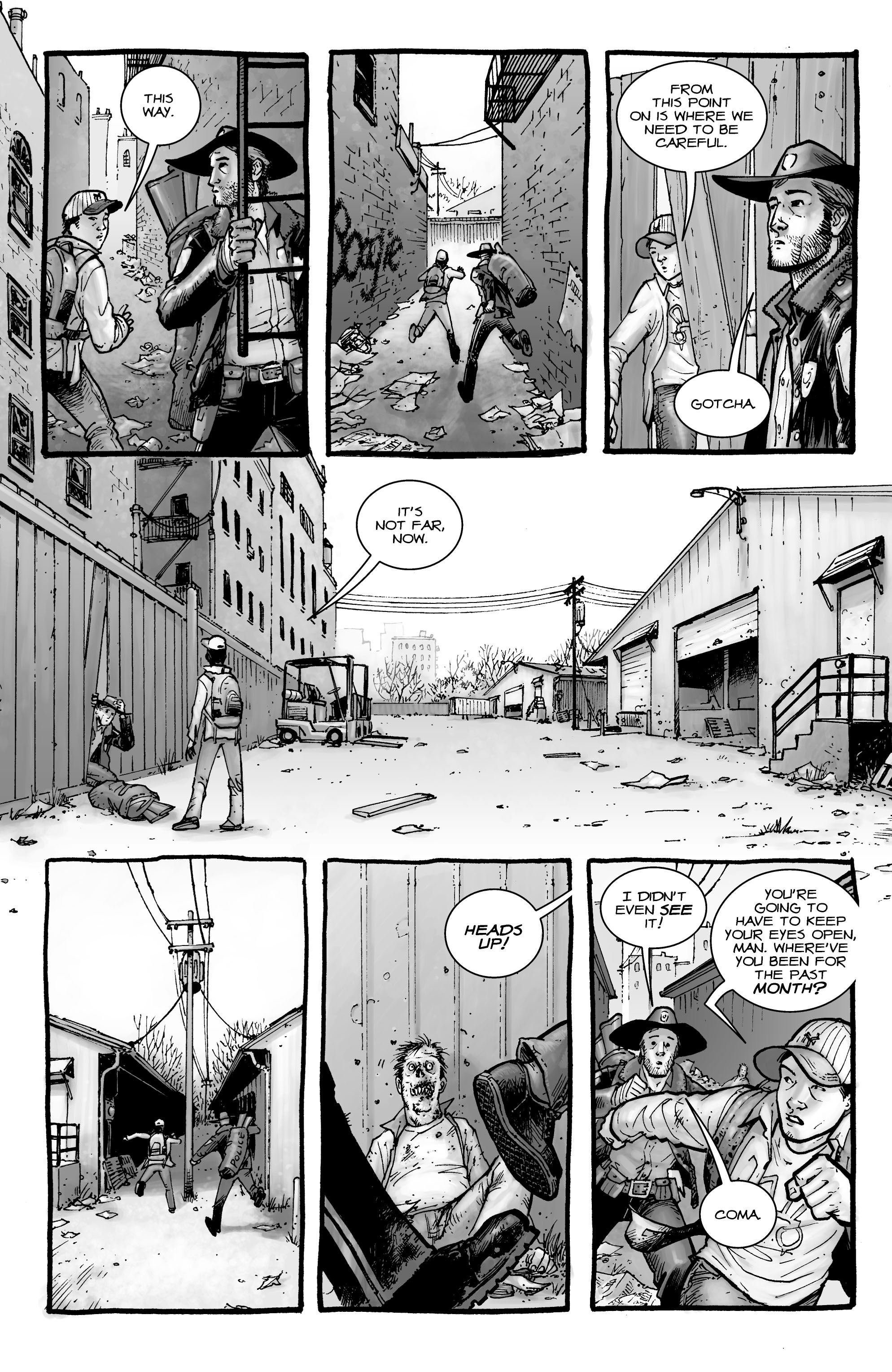 The Walking Dead issue 2 - Page 20