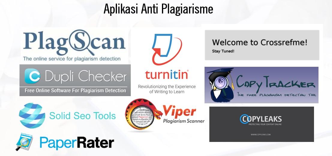 Mengenal Plagiarisme dan Pencegahannya