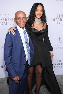 GettyImages 847126954 - GLOBAL: Rihanna Was All About Family At Her 3rd Annual Diamond Ball (Photos)