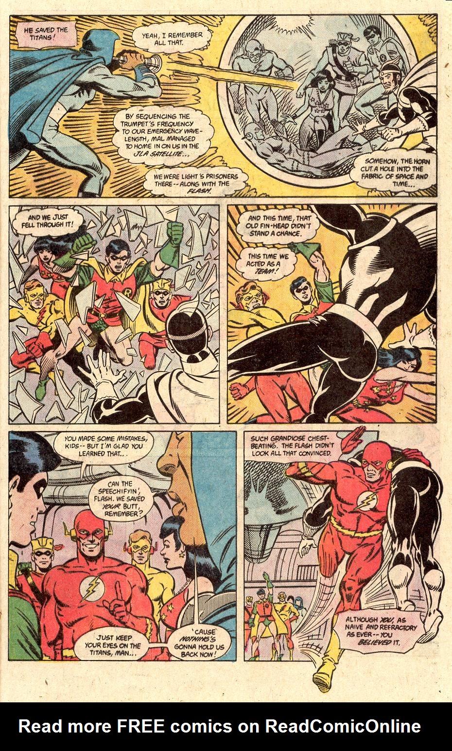 Read online Secret Origins (1986) comic -  Issue # _Annual 3 - 31