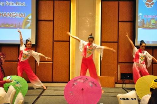 Melancong percuma ke Shanghai bersama Hai-O Marketing dan Awesomazing team