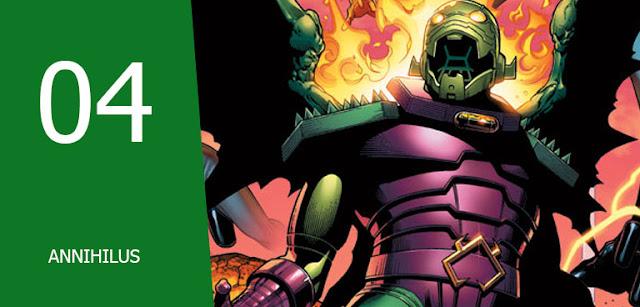 annihilus Musuh-musuh Fantastic Four,