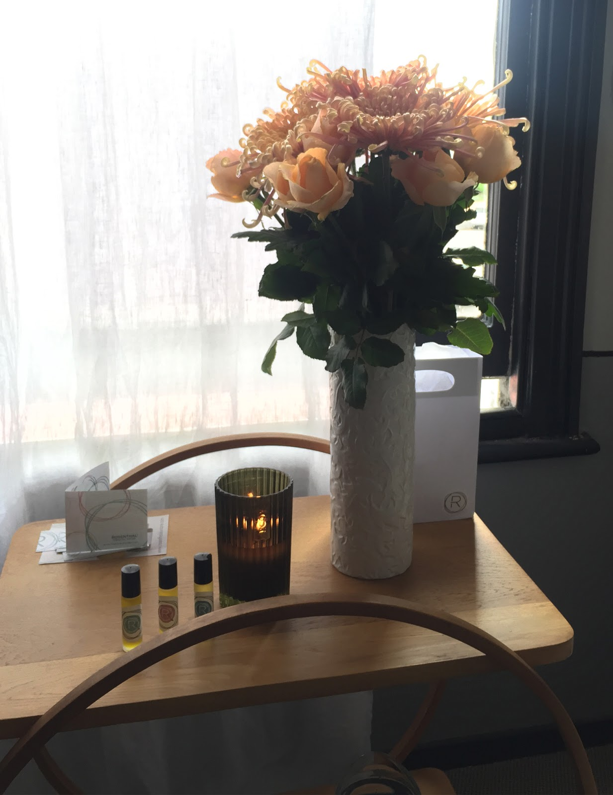 MY ROSENTHAL RADIANCE FACIAL EXPERIENCE - CassandraMyee