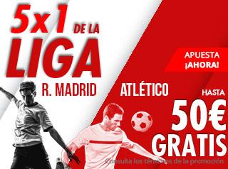 suertia promocion Real Madrid vs Athletic 29 septiembre