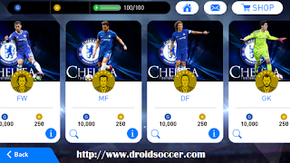 Download PES Mobile 2018 Mod Chelsea v3.8 by Minimumpatch Apk + Obb