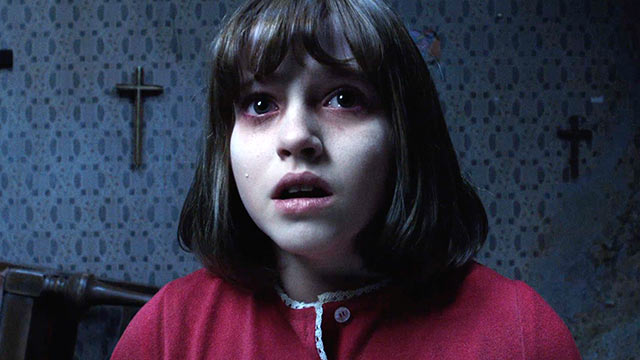 Foto-Foto Cantik Madison Wolfe The Conjuring 2