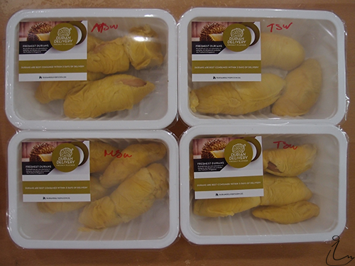 The Swanple: Review: Quality Durians From Durian Delivery Online Store