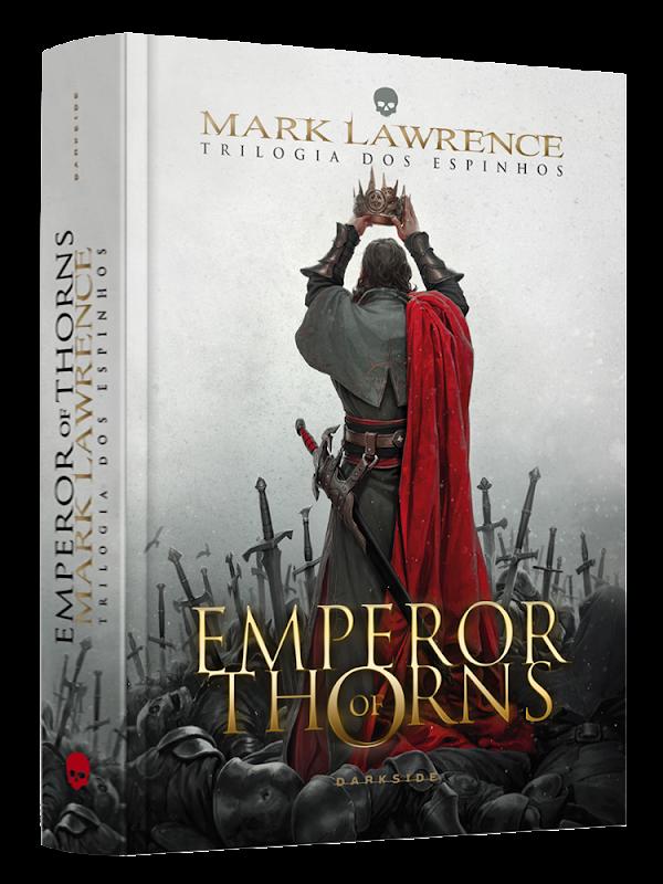 EMPEROR OF THORNS livro