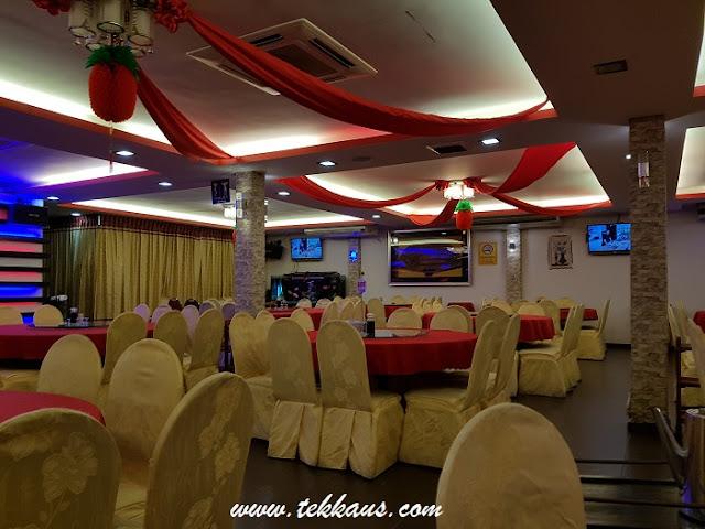 Pre-CNY Dinner @ Tong Hai Restaurant 东海冷气酒店