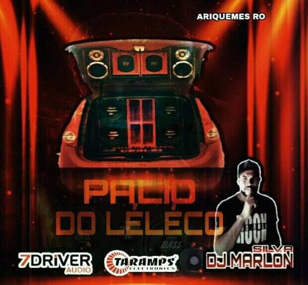 CD PALIO DO LÉLÉCO - DJ MARLON SILVA