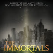 Review @JordannaBrodsky - The Immortals by Jordanna Max Brodsky (Olympus Bound #1)