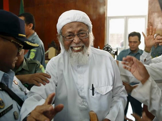 Radical Cleric Linked to Bali Bombing to Be Freed from Prison