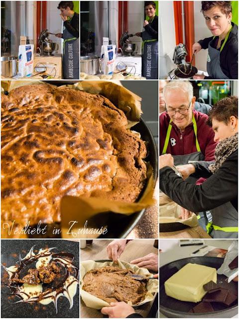 Grillseminar Steingrobe Kuchen Nachtisch vom Grill Rezept Gewuerzkuchen