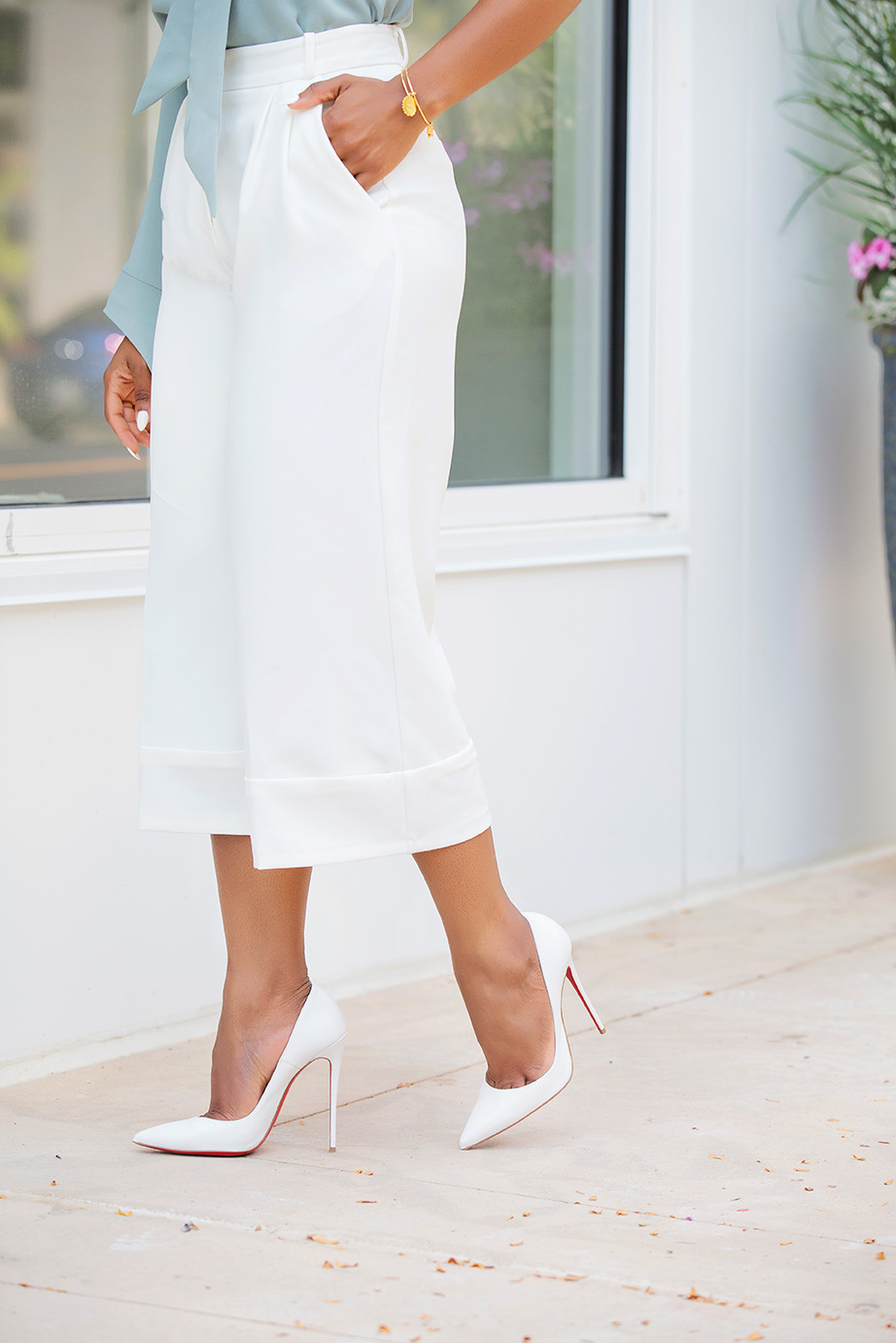white pumps, www.jadore-fashion.com