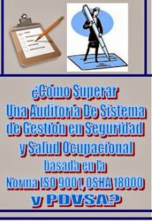 Auditorías ISO y OSHA