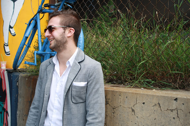The Campus Style feature on Mr. Cavaliere!