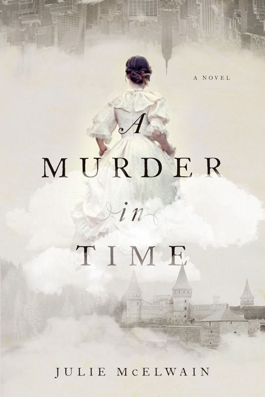Interview with Julie McElwain, author of A Murder in Time