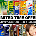 Over 5 Million PLR Products for Download