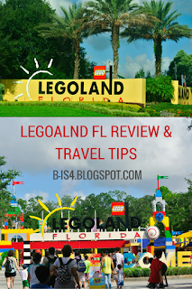 LEGOLAND FL TRIP REVIEW & TIPS